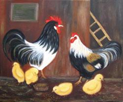 Coq-et-poule