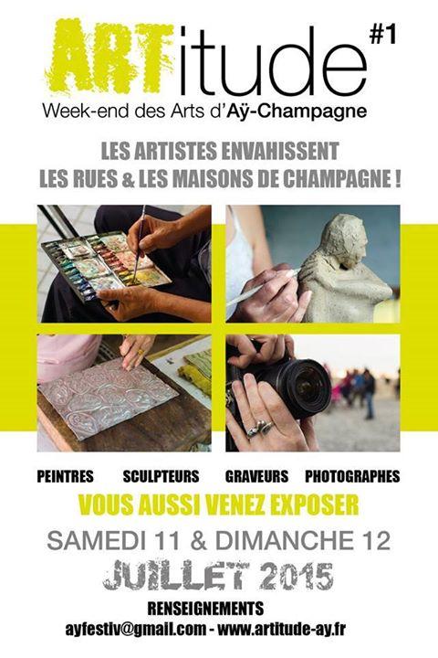 expo 2015 ARTitude